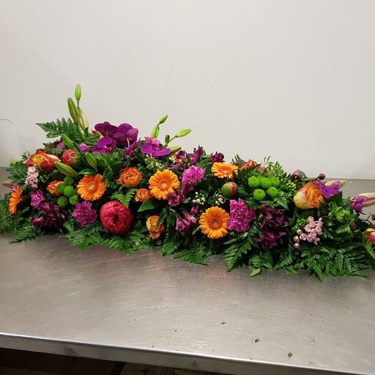Bouquet hommage Floreal Rey